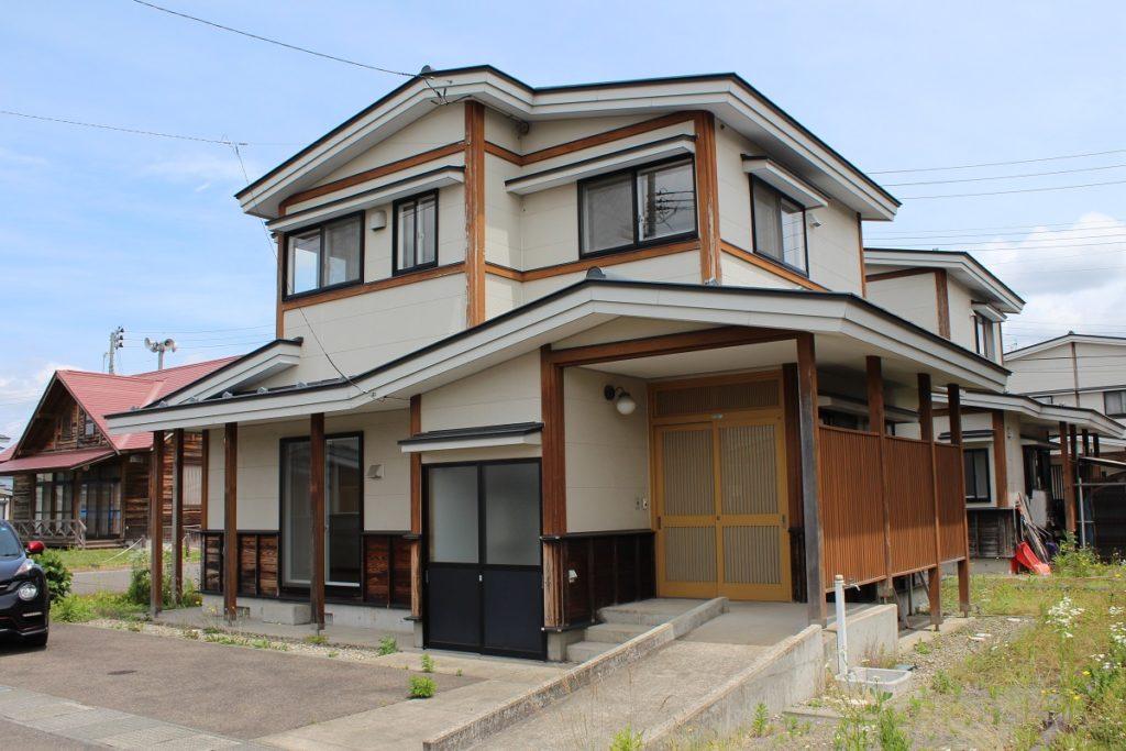 下鶴田団地