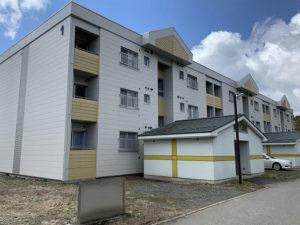 西野団地住宅の写真