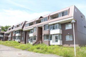 南朝日が丘住宅の写真