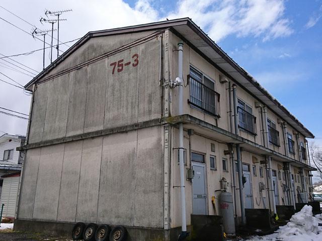 赤谷地住宅